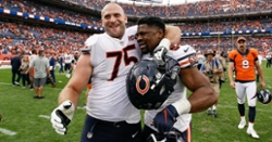 Kyle Long is making an NFL comeback