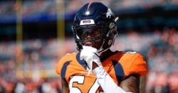 Former Broncos LB had workout with Bears