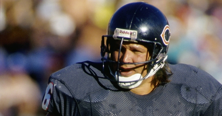 Steve McMichael is battling ALS (Manny Rubio - USA Today Sports)