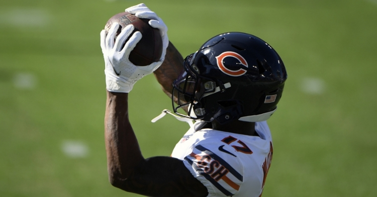 Anthony Miller might be moved before the season (Steve Roberts - USA Today Sports)