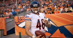 Bears sign another special teams player