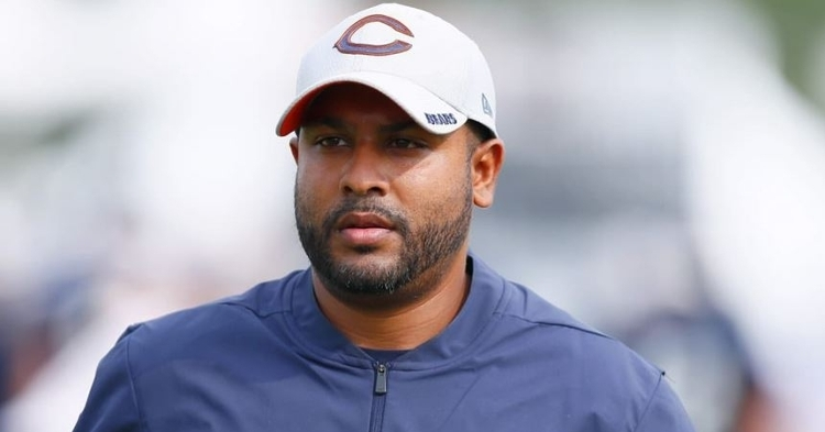 Desai is the longest-tenured coach on the Bears