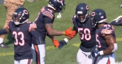 WATCH: Roquan Smith with clutch pick-six to extend lead