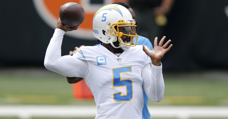 Taylor is a veteran quarterback that is available (Joseph Maiorana - USA Today Sports)