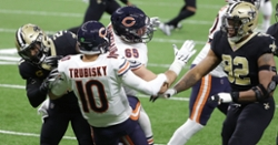 Three Takeaways from Bears' playoff loss to Saints