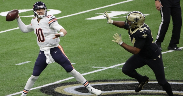 The season is over for the Bears (Derick Hingle - USA Today Sports)