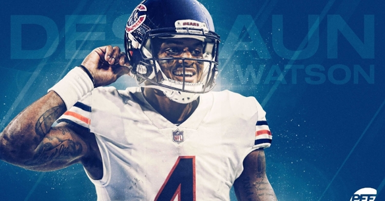 Watson is one of the top quarterbacks in the NFL (Photo: PFF)