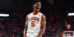 Latest NBA draft projection for Jaron Blossomgame