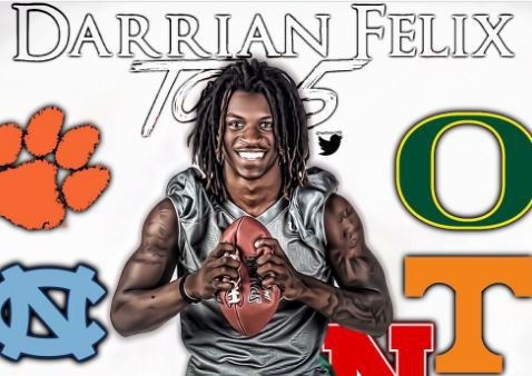 Clemson in top group for Florida RB