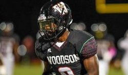 Clemson offers 2018 wide receiver