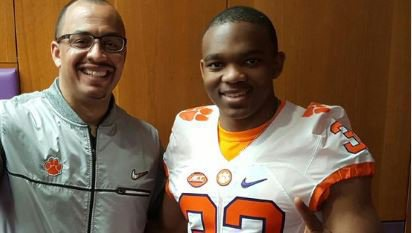 Clemson in top group for 4-star RB