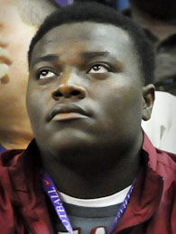 Montravius Adams decides on Auburn