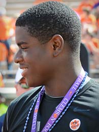 Prince convinced even more Clemson is the place for him