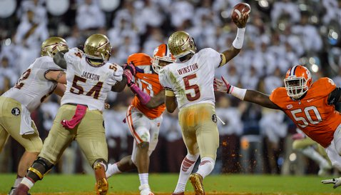 Talented QB Jameis Winston will be back at the helm of the FSU offense