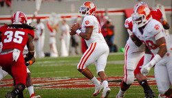 Clemson vs. NC State postgame notes