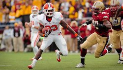BC vs Clemson Prediction