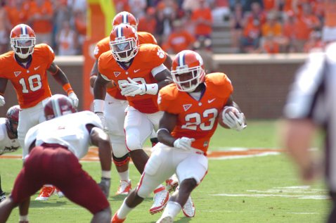 Notes from Clemson's 43-19 win over Troy