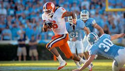 Clemson vs UNC prediction