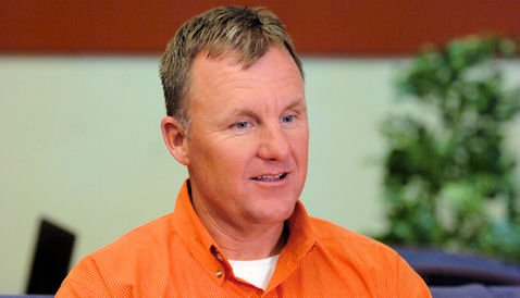 Q&A with Clemson offensive coordinator Chad Morris