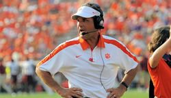 Kevin Steele says familiarity with Clemson not a factor
