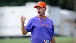 Clemson Football practice report for Thursday