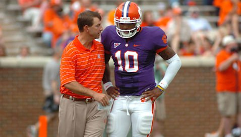 Clemson to open practice on Friday