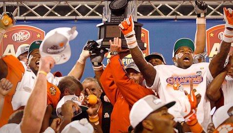 Orange Bowl Bound!!