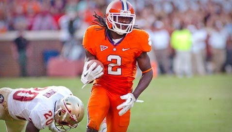 Impact players like Sammy Watkins have helped Clemson's cause in 2011