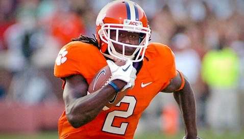 Sammy Watkins and the Tigers take their show on the road to Virginia Tech this week.