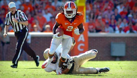 Sammy Watkins had four catches for 56 yards and one touchdown.