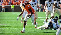 Clemson vs. Wake Forest Notes