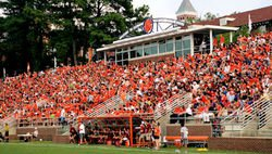 Clemson defeats South Carolina in soccer