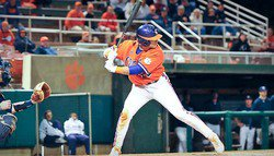 Kieboom's Five-Hit Performance Sparks Clemson's 11-8 Win at Georgia Tech Sunday