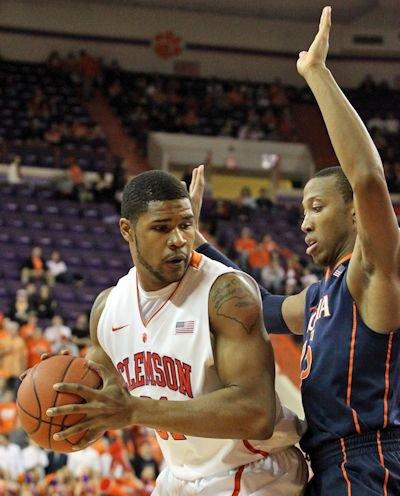 Devin Booker is Clemson's leading returning scorer