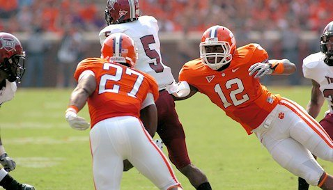 Venables says Stephone Anthony has all of the intangibles needed to be a great player