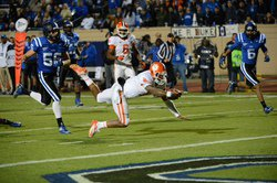 Instant Analysis: Clemson 56, Duke 20