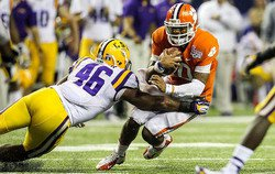 Clemson vs LSU postgame notes