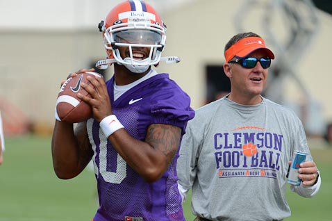 5 things to watch during spring practice