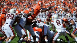 Instant Analysis: Clemson 38, Virginia Tech 17