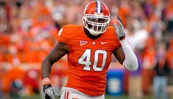 Three Clemson players taken on second day of NFL Draft