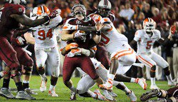 Clemson vs South Carolina prediction