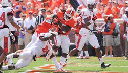 Instant Analysis: Clemson 52, Ball St. 27
