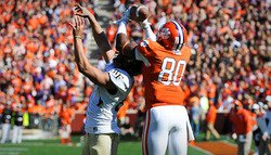 Pearman likes depth at tight end