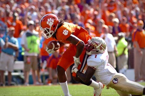 Freeman likes Clemson's matchups on the outside