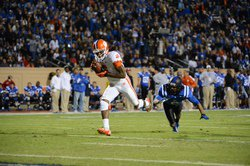 Instant Halftime Analysis: Clemson 42, Duke 17