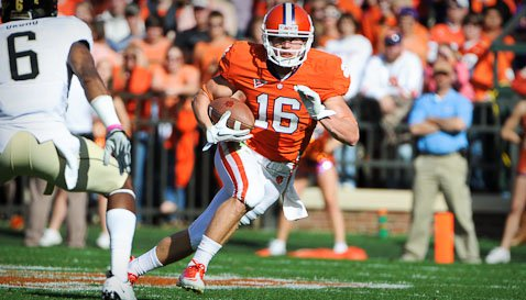 Swinney hopes that wide receiver Adam Humphries won't be needed at defensive back