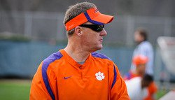 Morris hopes Pistol shoots power into Clemson running game