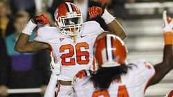 Former Clemson DBs sign pro contracts
