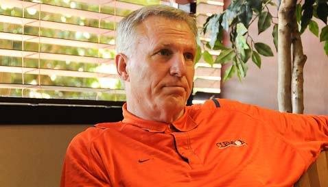 Q&A with Clemson Athletic Director Terry Don Phillips