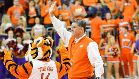 Clemson AD says Clemson not on board for 9th ACC game